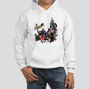 MadMonsterParty Hooded Sweatshirt